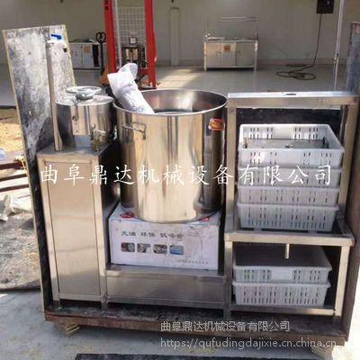 全自动磨浆煮浆花生豆腐机 防烧干豆腐机 大型商用
