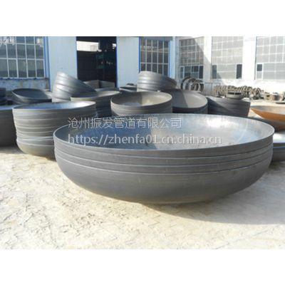 沧州国标碳钢封头应用 振发国标碳钢封头重量