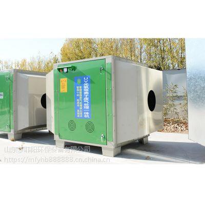 梦菲阳厂家直销专业处理废气UV光氧催化废气处理设备