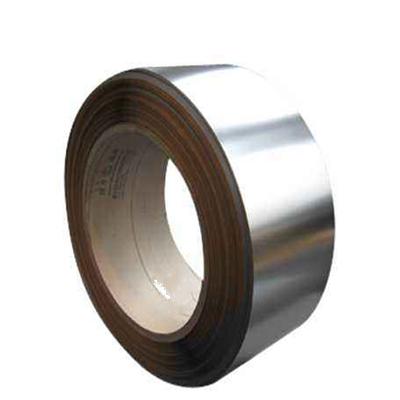 不锈钢带301 BA不锈钢卷带 特硬弹簧垫片开平分条