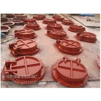 信泰水利机械供应YPM圆拍门供应给广大客户选购
