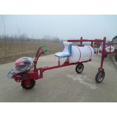 农用除草剂打药机 可调速汽油喷雾器