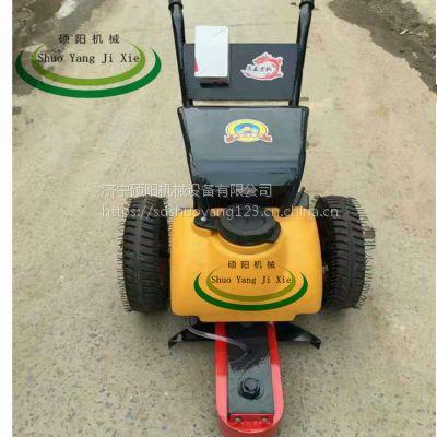 硕阳机械700型快速地面切桩机 混凝土手推式锯桩机