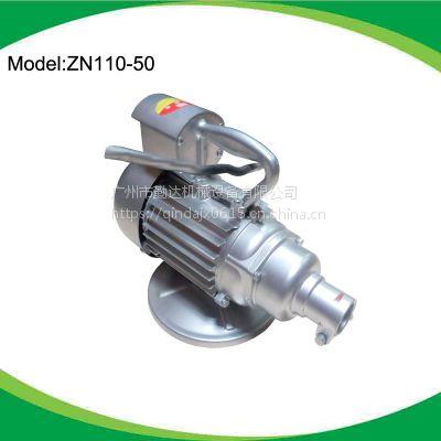 供应勤达ZF110-50三相插入式混凝土振动器 插入式振动器