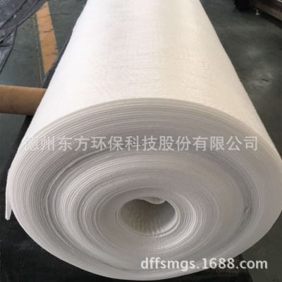 800克长丝复合土工膜厂家 华龙HDPE土工膜
