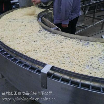 热干面生产机器设备 热干面机器价格 热干面机器蒸煮机械