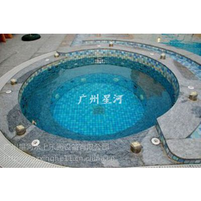 湖州儿童戏水设备订做 温泉spa水疗设备价格