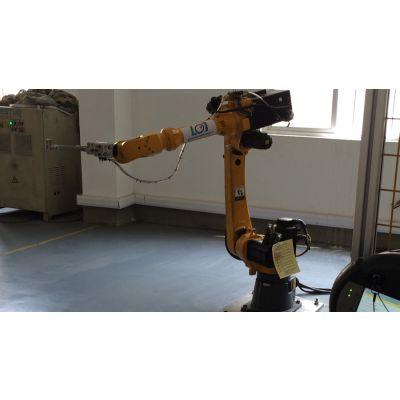锻造自动化工业机器人 力泰自动化上下料机械手臂