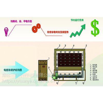 三野科技环保分析低谷电蓄热锅炉报价及选型