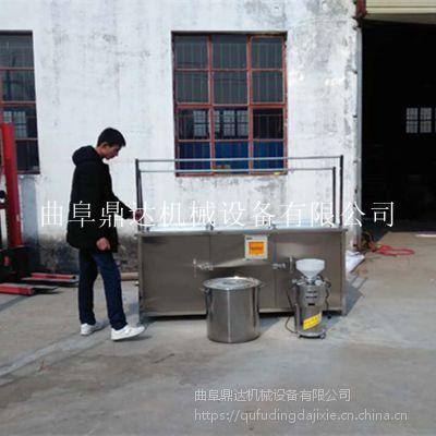 鼎达供应腐竹油皮机 厂定制全自动腐竹机 大中小型豆油皮机