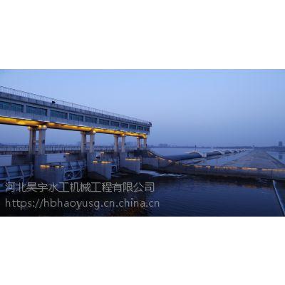 河北昊宇水工水电橡胶坝按规格定制价格合理欢迎选购