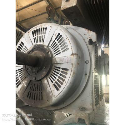 沈阳经销轧钢专用二手高压电机 三项异步电动机 大量现货