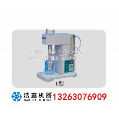 河南鄢陵畅销矿用实验XJT1台式浸出搅拌机 不锈钢搅拌槽规格 叶轮式机械搅拌原理