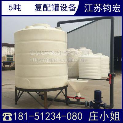 淮南5吨范森天原水箱供应