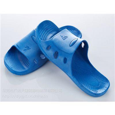 防静电鞋供应商简述SPU防静电拖鞋的亮点