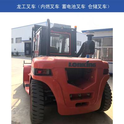 龙工6吨柴油叉车济南代理商 叉车全款购送优惠方案