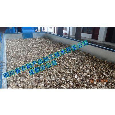 葛根烘干生产线(木山牌) 葛根丁烘干生产设备 葛根片烘干生产线