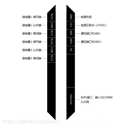以太网转I/O 2路开关量输出模块TCP/IP转DO康耐德品牌