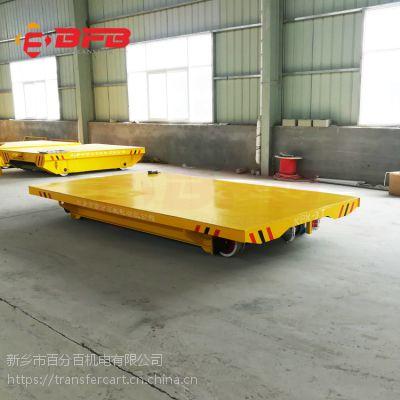 供应KPX-75T起重机配套电动牵引车蓄电池 喷涂车间用防爆轨道车