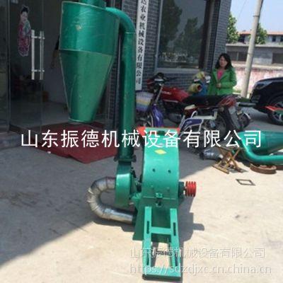 振德 家用多功能秸秆粉碎机 锤片式粉碎机 养殖专用粉碎机