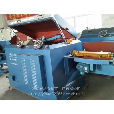 供应上海亿昊环保生产的无酸洗环保智能盘圆拉丝SC-14B剥壳机