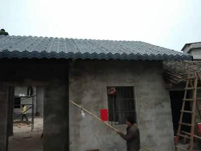 厂家直销灰色树脂瓦 ASA仿古合成树脂瓦 树脂屋顶瓦