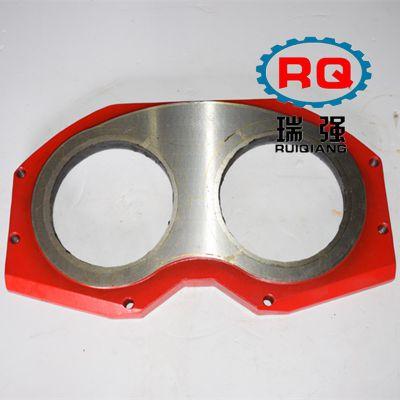 供应泵车配件 大象泵车配件眼镜板切割环S管型号齐全保证质量
