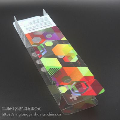 透明磨砂塑 料盒 深圳批发厂家 透明pvc 塑料pet包装盒 透明pvc盒