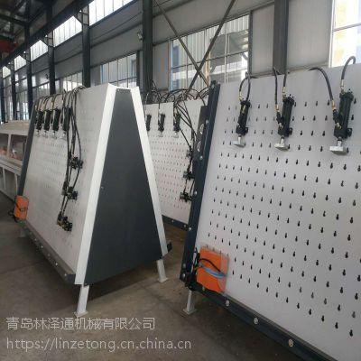 青岛MH2324木工机械木门组装机 相框橱柜门框组框机生产厂家 林泽通
