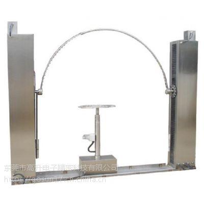 广东DELTA供应摆管淋雨试验装置 IEC60529