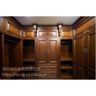 广东木饰面供应商分析定制固装衣柜须考虑四个方面