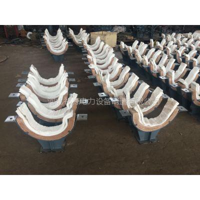 祁源电力供应镁钢隔热环/蒸汽管道专业隔热管托耐温400度