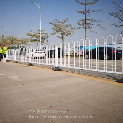 城市交通防撞围栏现货 清远市政工程护栏价格 深圳大街移动护栏