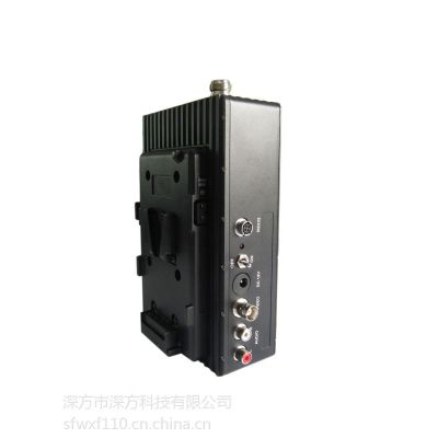 深方云COFDM单兵图传,移动视频无线传输,机器人图像传输