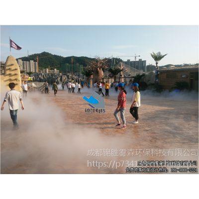 云南人工造雾机,生态农庄名胜景区喷雾造景,优质人造喷雾景观推荐