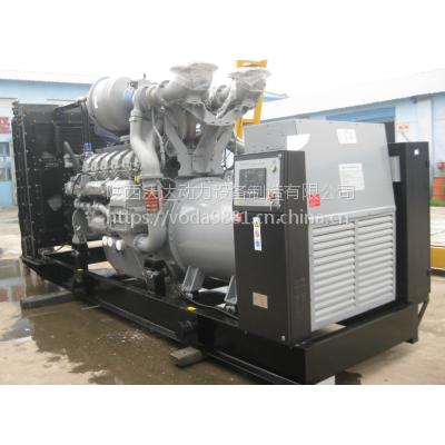 供应 英国帕金斯1000kw 柴油发电机组 泰豪沃达沃达柴油发电机