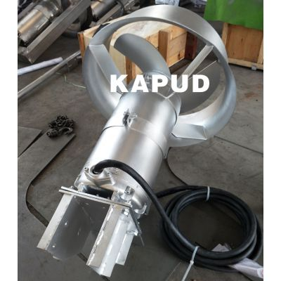 QJB620-480-4 大推力潜水搅拌机 液下搅拌机