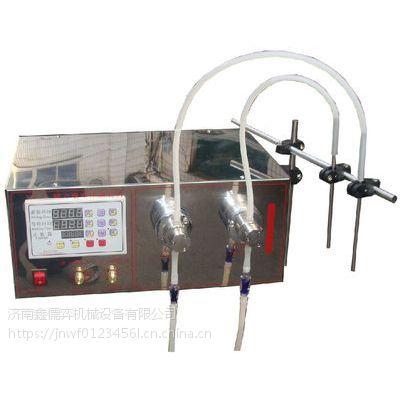 宝鸡促销多功能磁力泵灌装机鼎冠全自动灌装机
