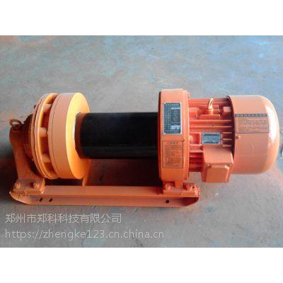 溧阳郑科1.6T一字式同轴电动提升机械