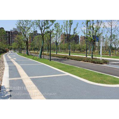 忻州市透水地坪施工专用材料供应原平市多孔混凝土定襄县彩色透水路面