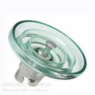 【防污玻璃钢电瓷瓶U120BP/146】12吨玻璃绝缘子直销