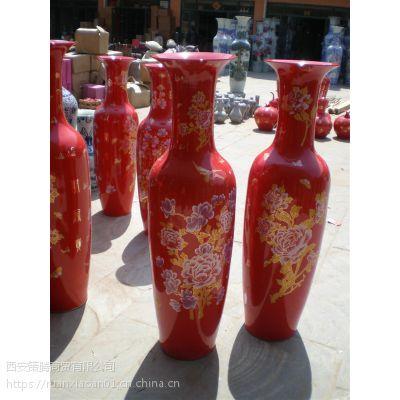 西安开业花瓶,精美大气礼品花瓶,西安厂家生产直销