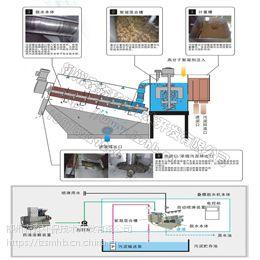 广西安尼康一级代理商长期销售叠螺式污泥脱水机客户评价高