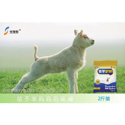 小羊羔专用代乳粉