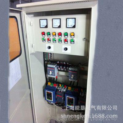厂家直销NKR1S-75KW一拖一过压保护电机软启动柜 上海能垦软起动柜