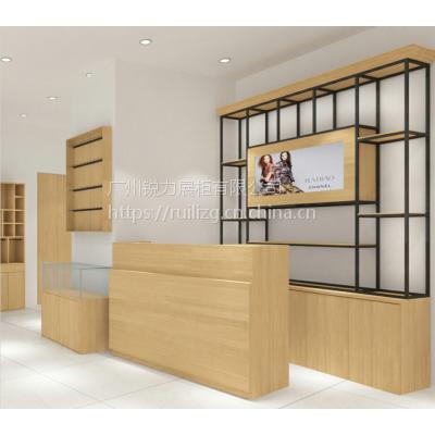 供应品牌女装展示柜形像平面策划服装店展示架