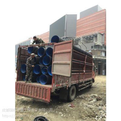 泸州HDPE双壁波纹管厂家