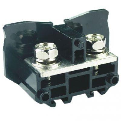 供应上海友邦大电流分线组合端子UTD-200 I/2×25/10P