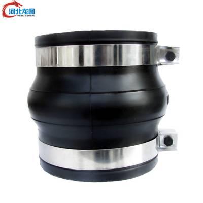 供应DN200 6公斤三元乙丙橡胶接头