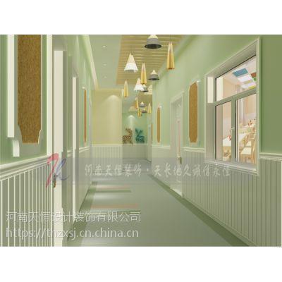 商丘幼儿园装修 民权幼儿园设计效果图制作流程